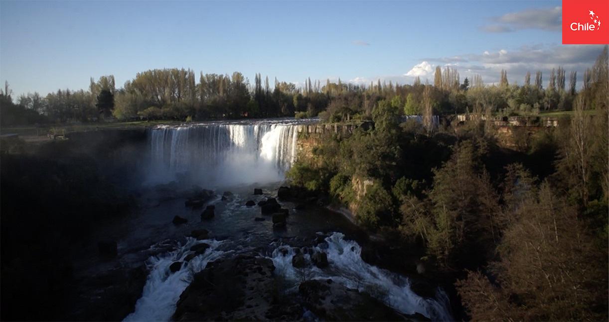 Saltos del Laja | Marca Chile | Toolkit