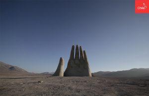 Timelapse Mano en el Desierto | Toolkit | Marca Chile