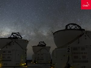 Timelapse Paranal | Toolkit | Marca Chile