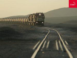 Tren y desierto | Toolkit | Marca Chile