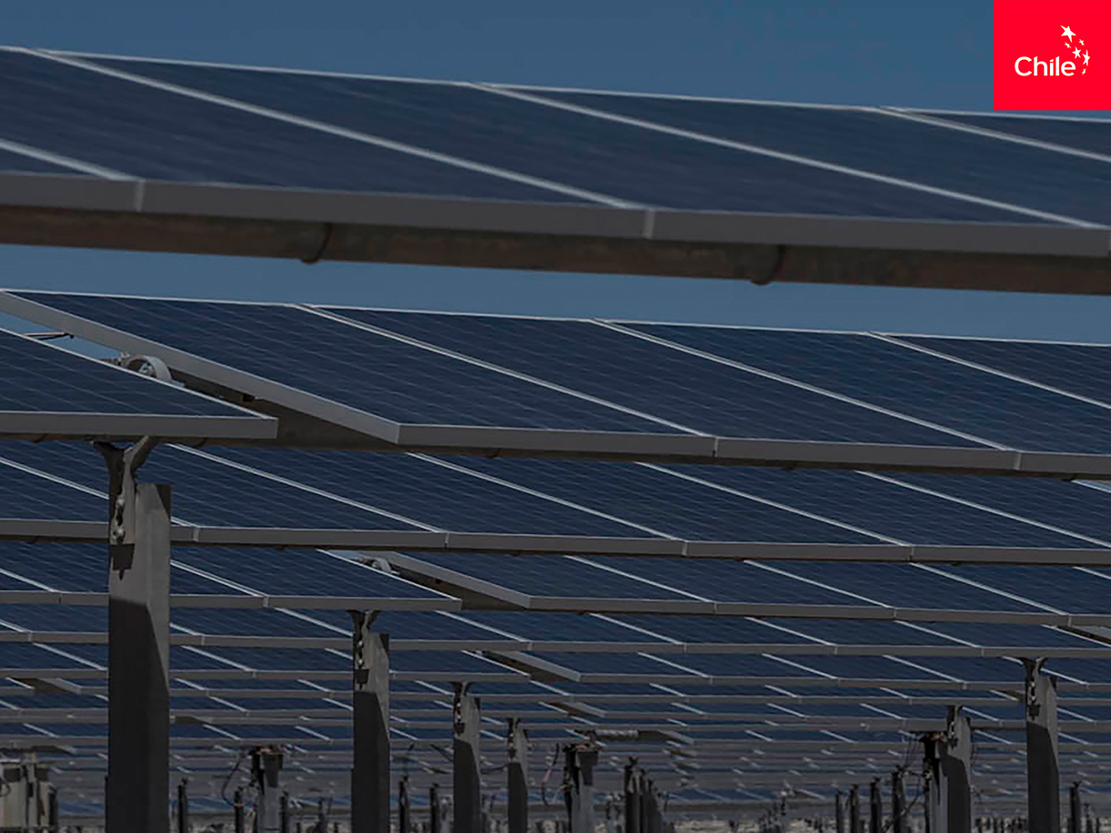 Celdas fotovoltaicas | Marca Chile | Toolkit