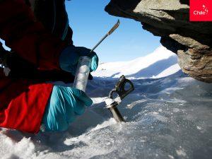 Ciencia en Glaciar Unión, Antártica | Toolkit | Marca Chile
