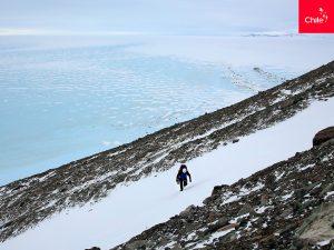 Científicos en Glaciar Unión, Antártica | Toolkit | Marca Chile