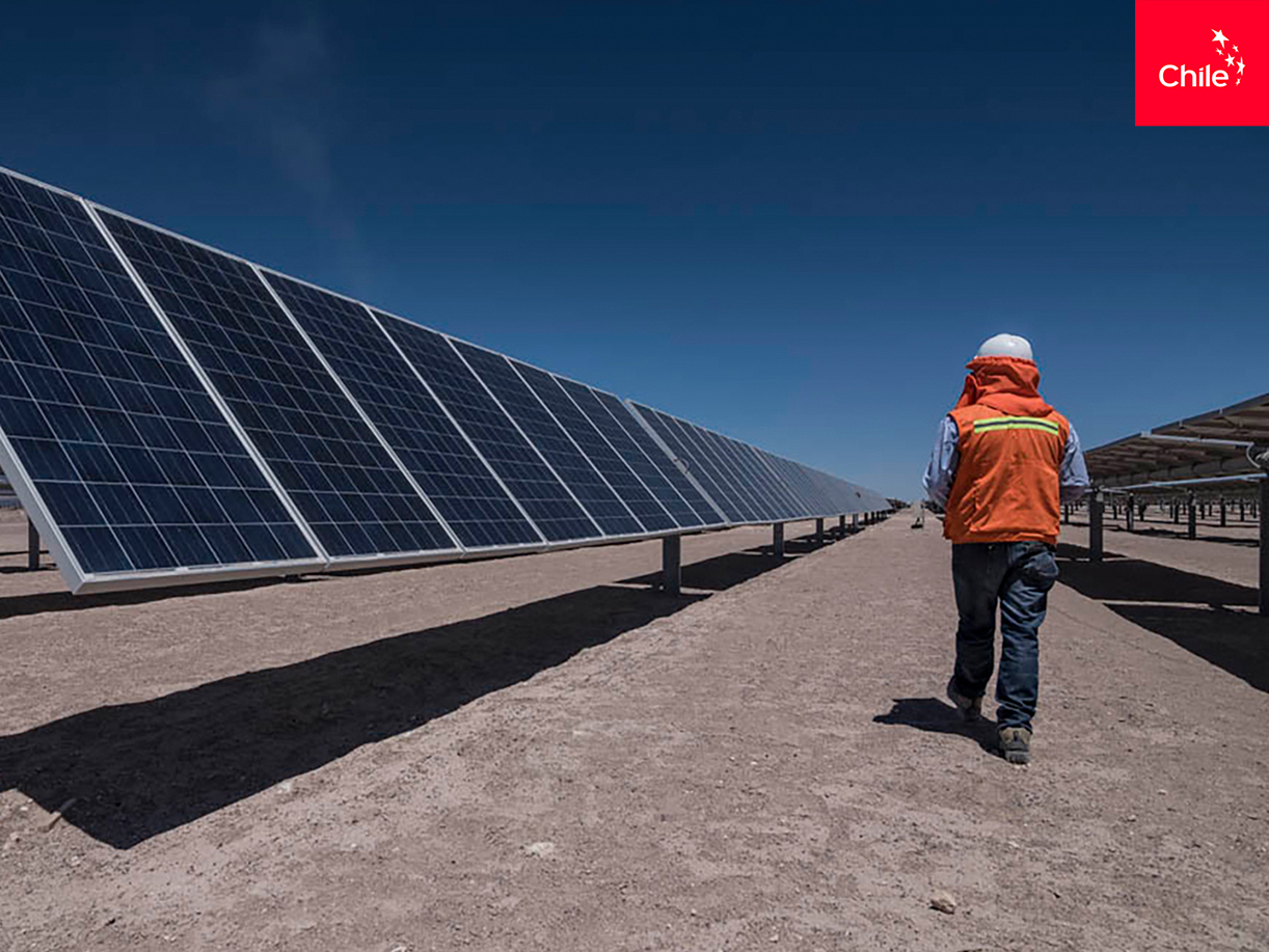 Energías renovables | Marca Chile | Toolkit