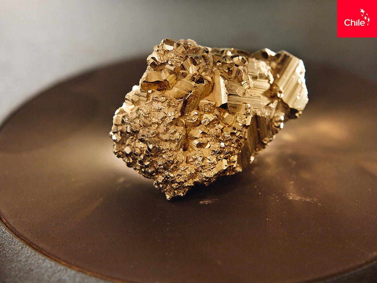 Estudios de Minerales | Marca Chile | Toolkit