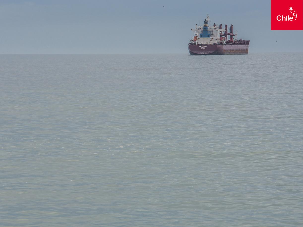 Exportación Maritima | Marca Chile | Toolkit