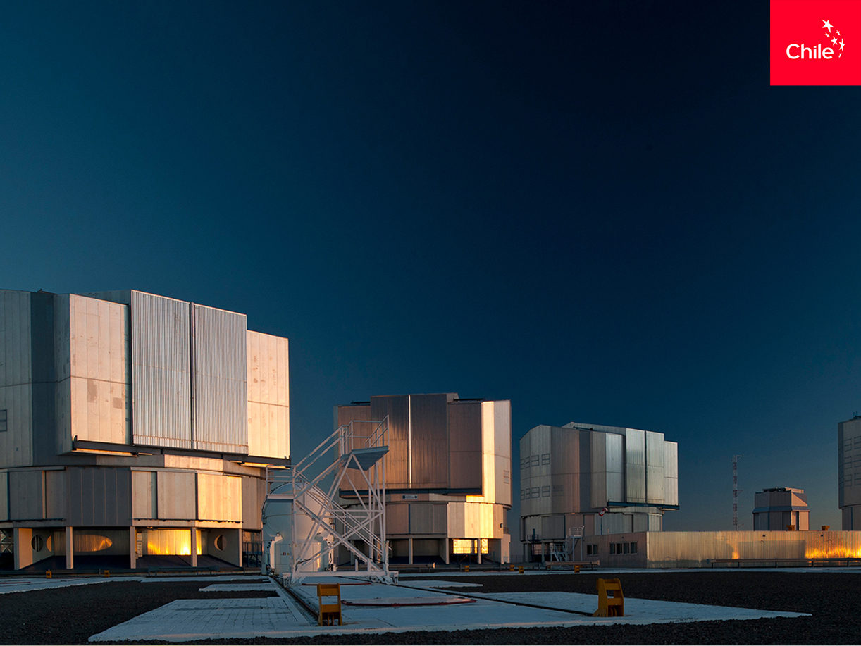 Observatorio Paranal | Marca Chile | Toolkit