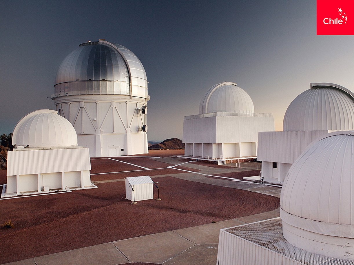 Observatorio Tololo | Marca Chile | Toolkit