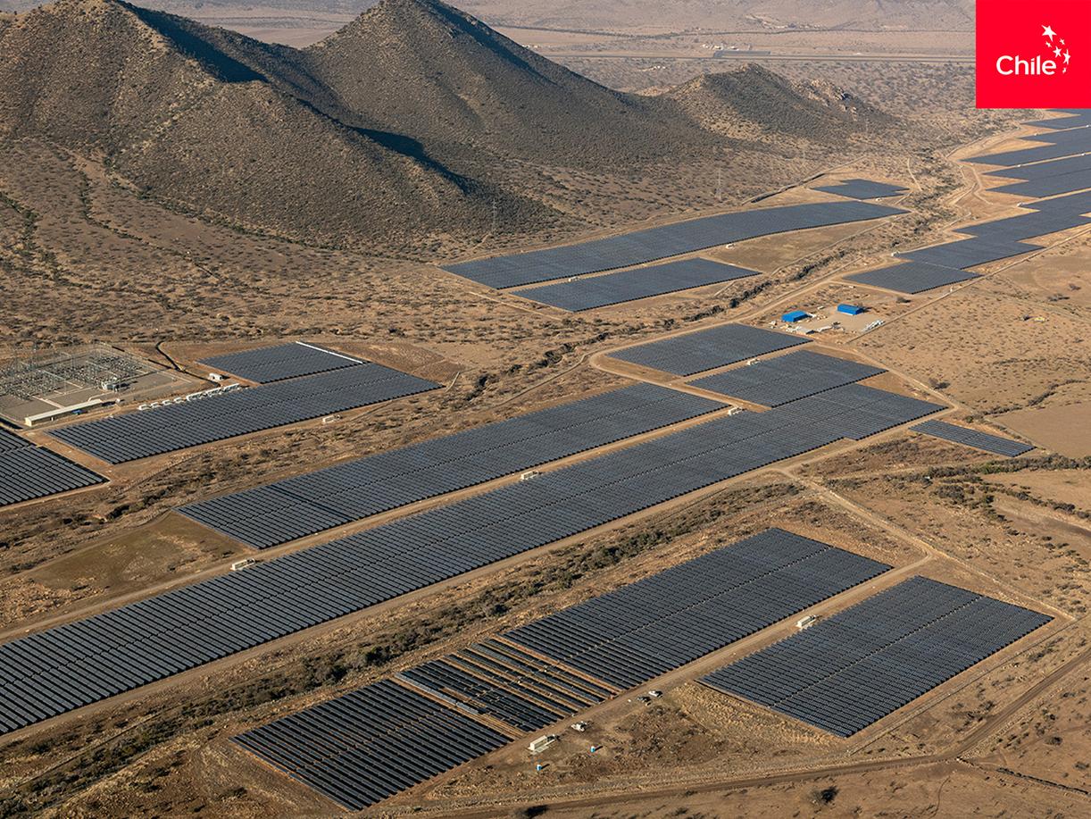 Paneles Energía Solar | Marca Chile | Toolkit