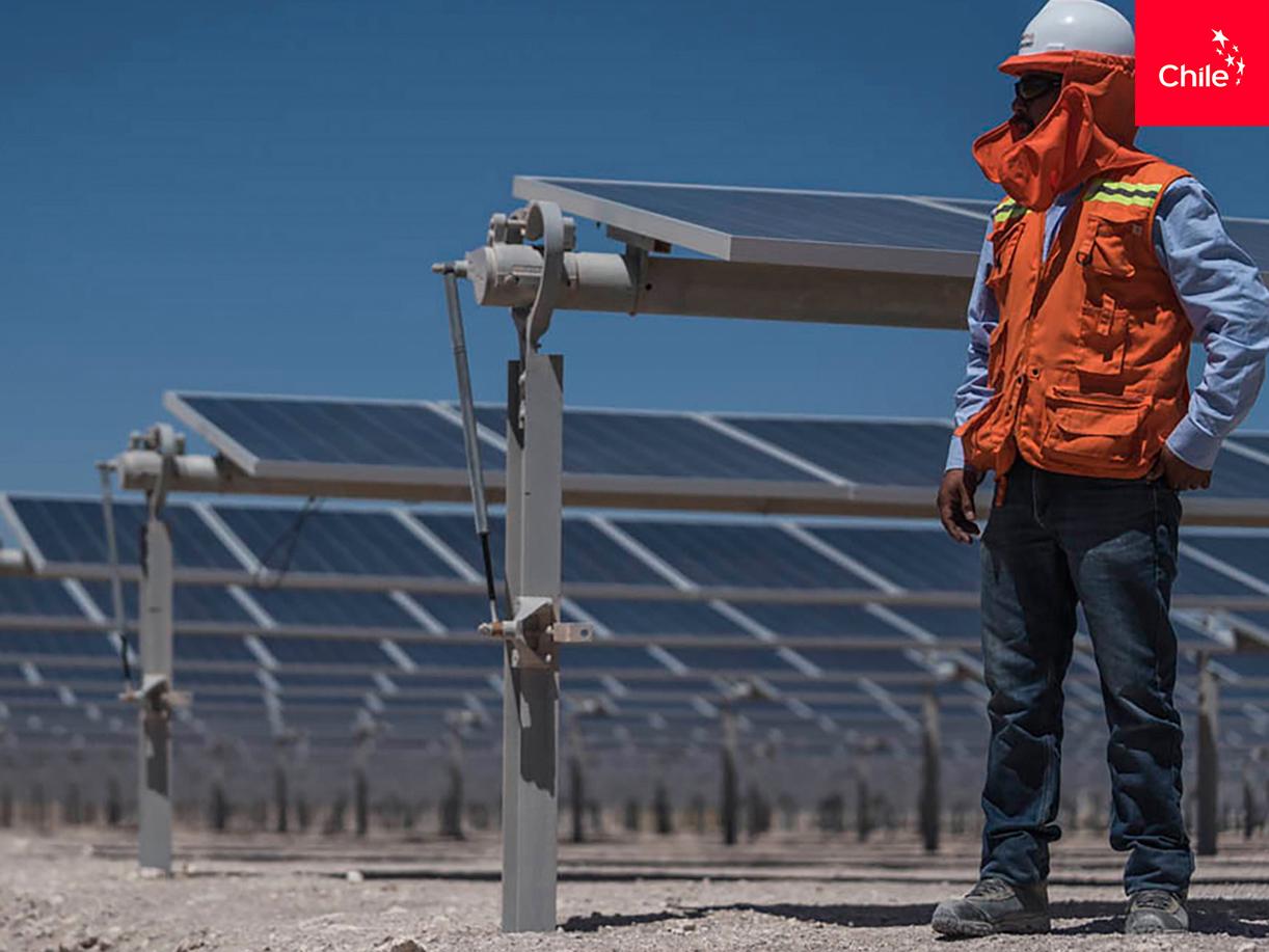 Parque solar | Marca Chile | Toolkit