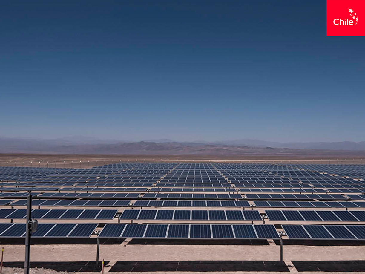 Placas solares | Marca Chile | Toolkit