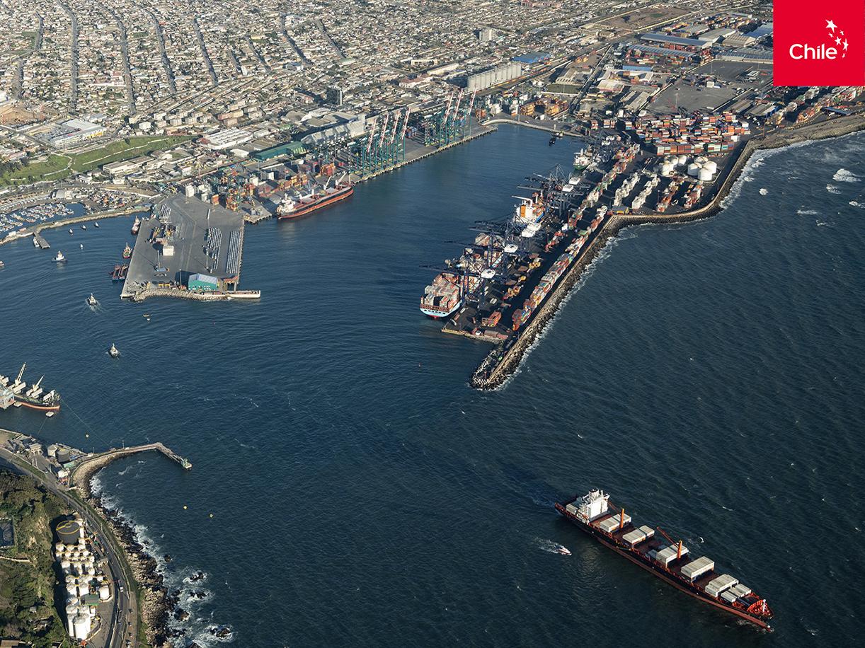 Puerto de San Antonio | Marca Chile | Toolkit