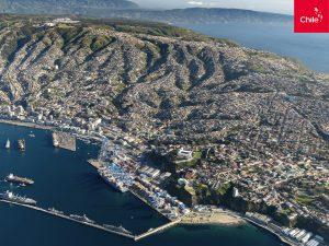 Puerto de Valparaíso | Toolkit | Marca Chile
