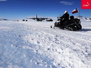 Trabajo científico en La Antártica | Toolkit | Marca Chile