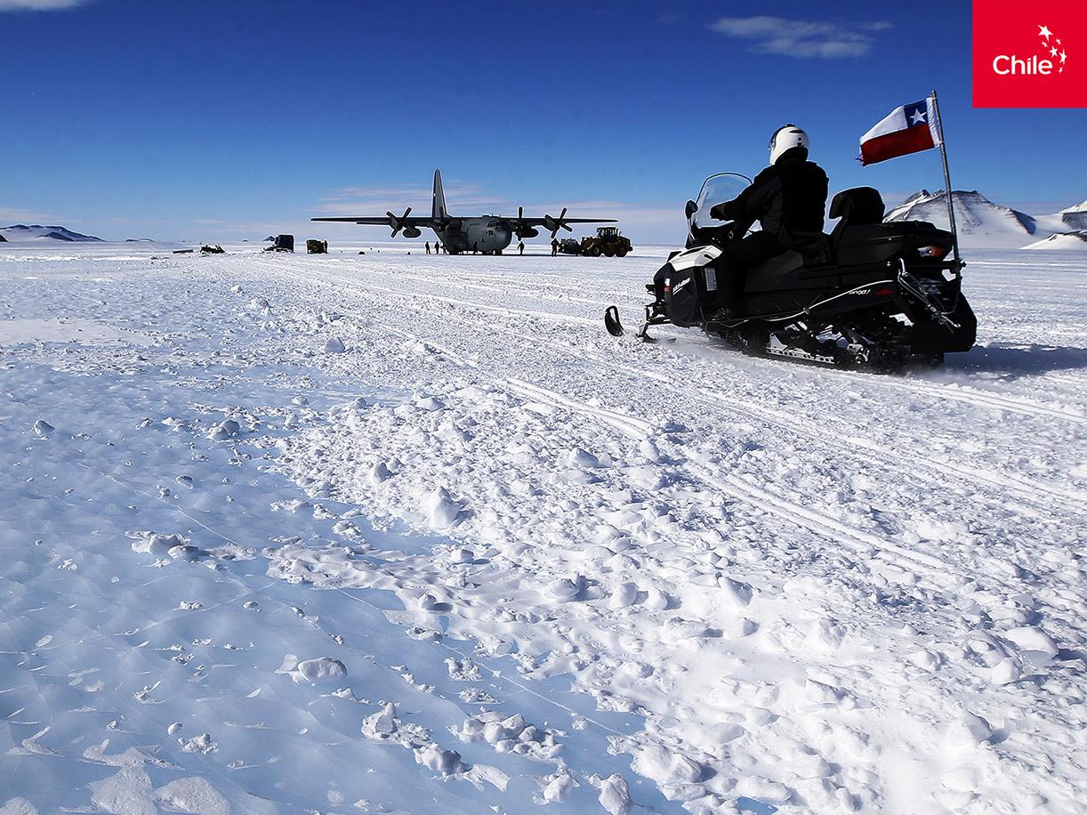 Trabajo científico en La Antártica | Marca Chile | Toolkit