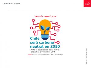 Desafíos energéticos | Toolkit | Marca Chile