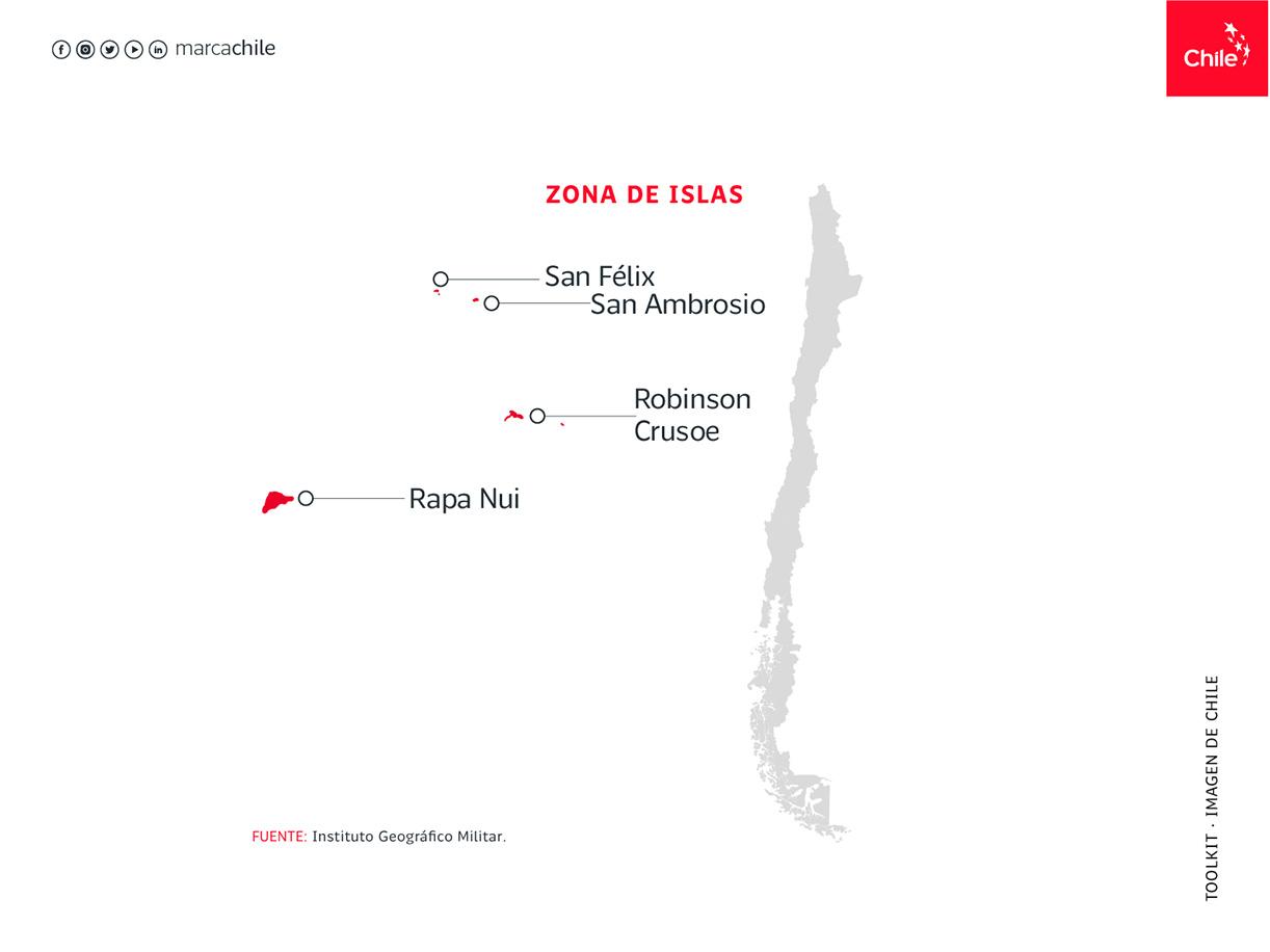 Zona de Islas | Marca Chile | Toolkit