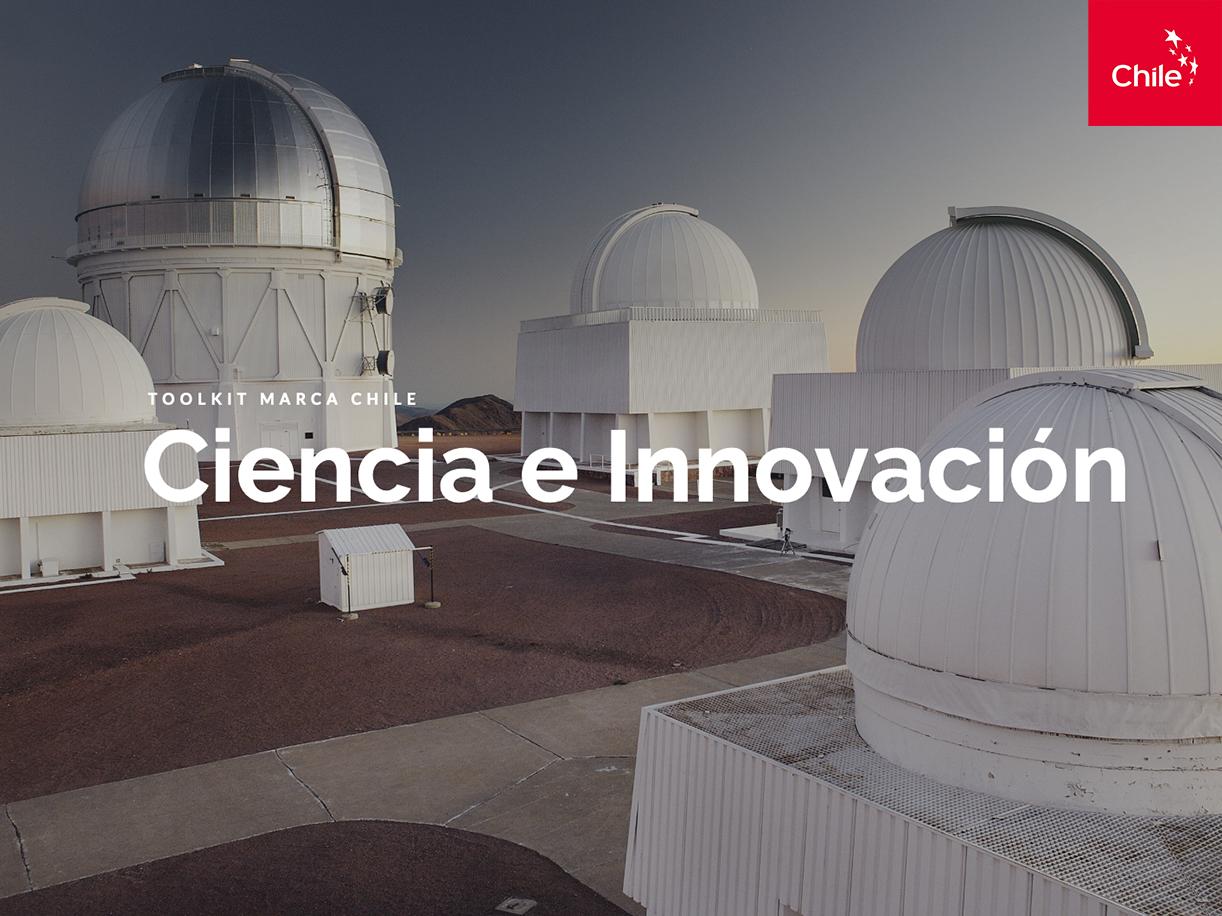 Ciencia e Innovación | Marca Chile | Toolkit