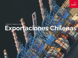 Exportaciones chilenas (PDF) | Toolkit | Marca Chile