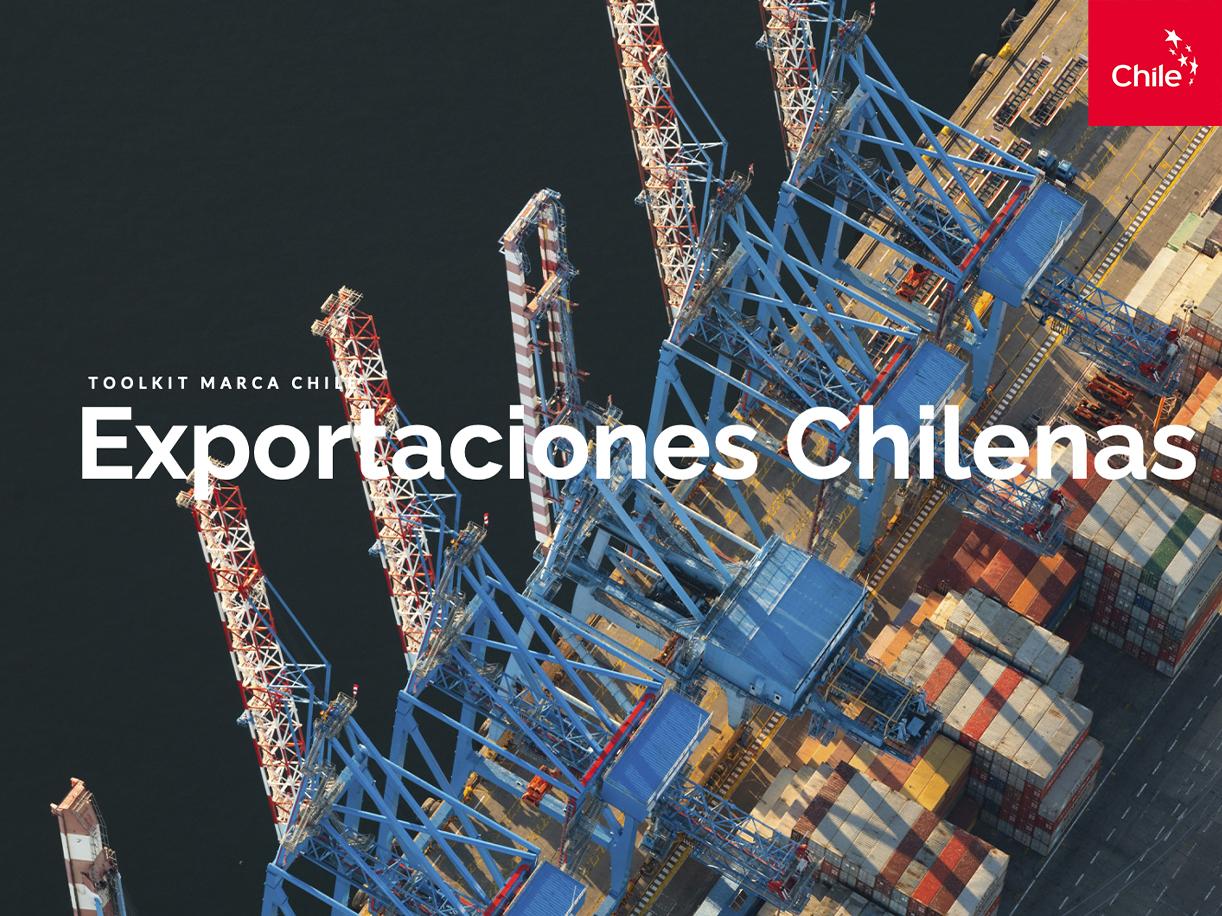 Exportaciones chilenas (PDF) | Marca Chile | Toolkit
