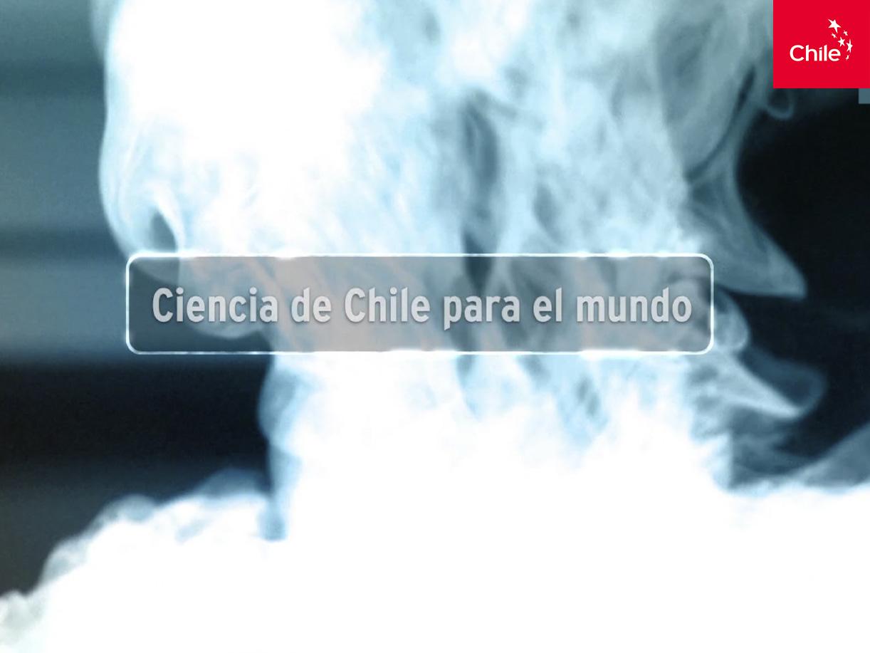 Chile, ciencia para el mundo | Marca Chile | Toolkit