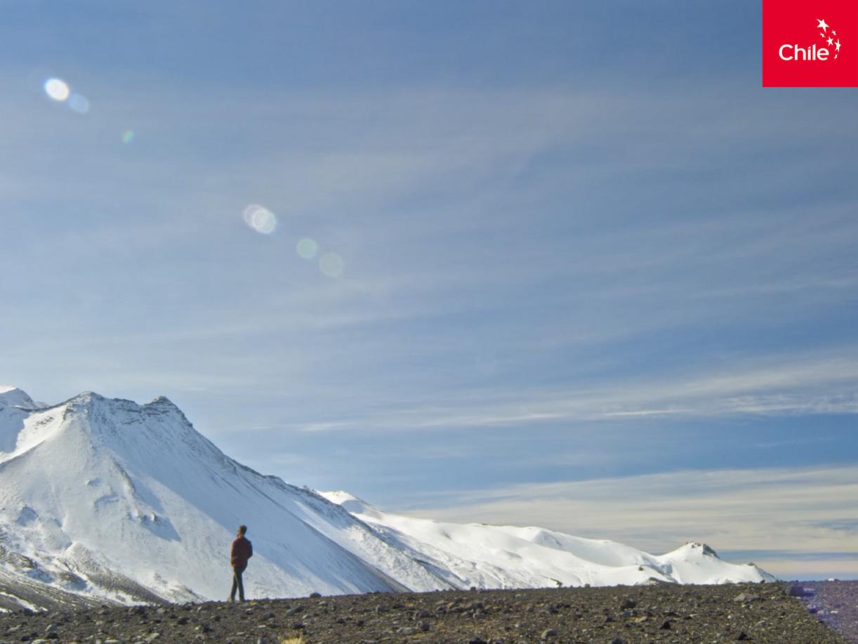 Chile: País de montañas vivas | Marca Chile | Toolkit
