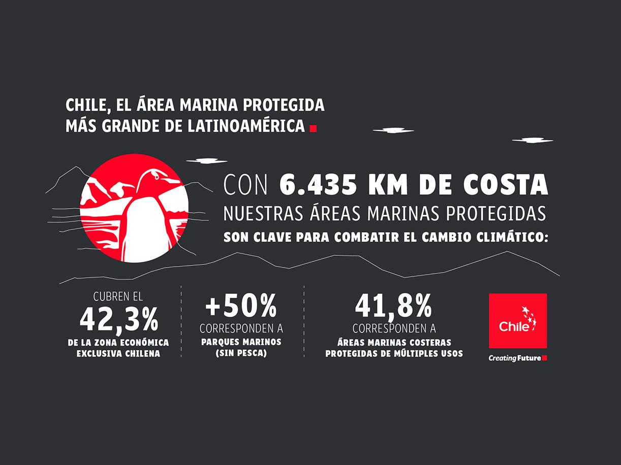 Área marina protegida de Chile | Marca Chile | Toolkit