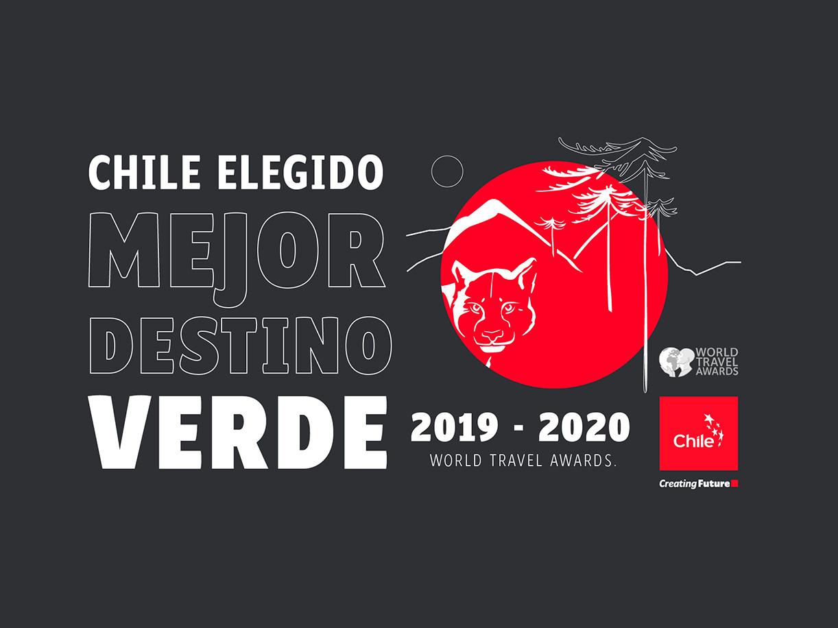 Mejor destino verde | Marca Chile | Toolkit